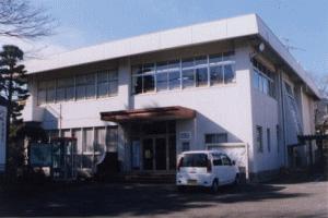 画像:梅郷図書館 外観